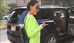 «نحافة» غادة عبد الرازق تثير قلق متابعيها عبر انستجرام.. «صور»