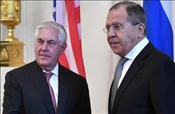 لافروف وتيلرسون يبحثان الأوضاع في سوريا خلال اتصالٍ هاتفيٍ