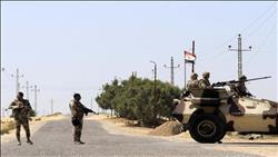 استعدادات أمنية  بشمال سيناء تزامنًا مع ذكرى 25 يناير
