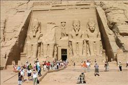 اليونسكو تحتفل بمرور 50 عامًا على افتتاح معبد أبوسمبل