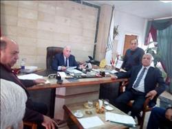 محافظ جنوب سيناء يلتقي بـ58 مواطنا للاستماع إلى مشاكلهم