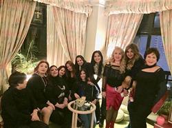 بالصور والفيديو.. نبيلة عبيد تحتفل بعيد ميلادها الـ73