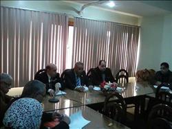 «المهن التعليمية» تشارك في لجنة اختيار قيادات التعليم بالبحيرة