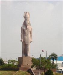 الآثار: بدء عمليات «المحاكاة» استعداداً لنقل تمثال رمسيس الثاني