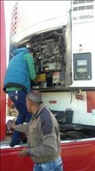 إحباط تهريب هواتف محمولة داخل موتور سيارة بسفاجا