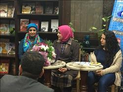 توقيع «قلبي الصغير هشاشة» المجموعة القصصية الأولى لـ«سامية حسن»
