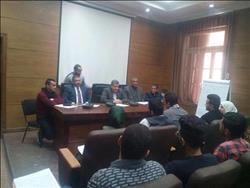 رئيس جامعة بنها: تفعيل مركز الابتكار وريادة الأعمال لخدمة الطلاب