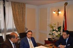 وزير قطاع الأعمال يأمر بفتح تحقيق عاجل في مخالفات «القومية للأسمنت»