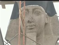سر اختيار 25 يناير لنقل تمثال رمسيس الثاني
