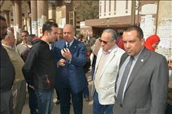 رئيس المترو: مزاد لتأجير محلات محطة حلوان الأسبوع المقبل