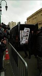 بالصور..«أبو شقة» يتقدم بأوراق ترشح الرئيس السيسي للانتخابات الرئاسية