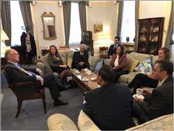 السفير البريطاني بالقاهرة: الإسكندرية وليفربول بوابتين تاريخيتين للعالم