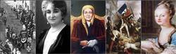 في ذكرى 25 يناير| 3 سيدات قادت ثورات بلادهن..وواحدة أضاعت مُلك زوجها