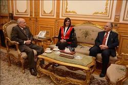 اتفاق بين الإنتاج الحربي والهجرة على محاور مؤتمر مصر تستطيع بأبناء النيل
