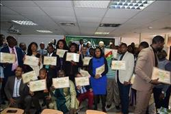 «الأعلى للإعلام» يحتفل بتخريج الدفعة 33 للإعلاميين الأفارقة