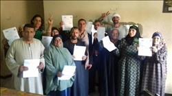 البحيرة تتصدر المحافظات بـ 64964  تأييد لترشيح الرئيس عبدالفتاح السيسي للإنتخابات الرئاسية
