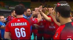 صور| مصر تكتسح المغرب.. وتتأهل لنهائي البطولة الإفريقية لليد