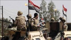 إصابة ضابط و3 مجندينفي حادث سير بوسط سيناء