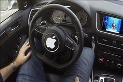 آبل تغزو شوارع كاليفورنيا بالسيارات ذاتية القيادة