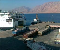 إعادة فتح ميناء نويبع البحري