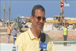 رئيس مدينه العلمين الجديدة: القوات المسلحة طهرت 36 ألف فدان من الألغام