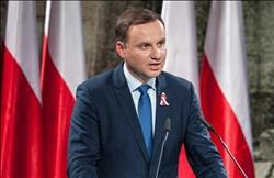 رئيس بولندا يبحث مع تيلرسون قضايا الأمن في القارة الأوروبية
