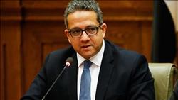 وزير الآثار يتفقد متحف شرم الشيخ ويبحث تطوير دير سانت كاترين