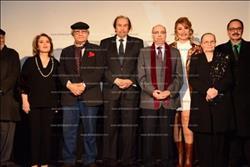 صور| العلايلي وبوسي والدغيدي يشاركون بمهرجان «جمعية الفيلم»