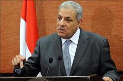 «محلب» يصل مقر الهيئة العامة للاستثمار