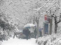 موجة الجليد والثلوج تعطل حركة السفر والنقل في وسط وشرق الصين