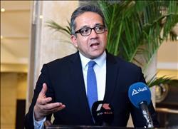 وزير الآثار : تغيير خريطة دخول منطقة الاهرامات خلال 6 أشهر