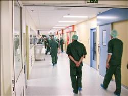 إصابة طبيب في مشاجرة داخل مستشفى بالمنيا