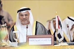 أنور قرقاش يؤكد دعم الإمارات للتحالف العربي بقيادة السعودية