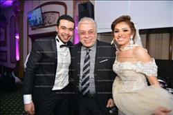 صور| نجوم الفن في حفل زفاف الإعلامية ريم أحمد