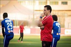 البدري يعقد جلسة خاصة مع محمد هاني