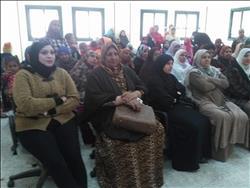 قومي المرأة بالمنيا يبدأ فعاليات مبادرة «صوتك لمصر بكرة»