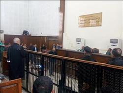 «جنايات المنيا» تستمتع لشهادة أمين شرطة بـ«أحداث العدوة»