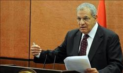 «محلب» يصل العراق على رأس وفد وزاري رفيع المستوى