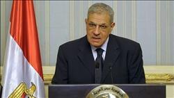 إبراهيم محلب يصل إلى العراق