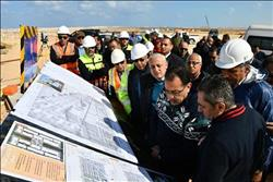 مدبولى: تنفيذ 5 آلاف وحدة بمشروع «سكن مصر» بالعلمين الجديدة