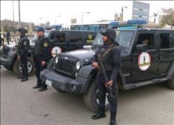 ضبط 11 ألف قرص مخدر خلال حملات أمنية بالمحافظات