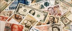 تراجع أسعار العملات الأجنبية في البنوك واليورو يسجل 21.79 جنيه