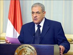 محلب يلتقي الجبوري وعددا من الوزراء العراقيين