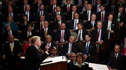 «حالة الاتحاد».. 5 قضايا يتحدث عنها ترامب في خطابه الأول
