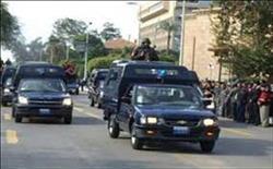 ضبط 21 قطعة سلاح في حملة أمنية بالمنيا