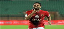أحمد فتحي يتعافى من الإصابة ويشارك في مران الأهلي
