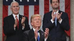 خطاب الاتحاد لـ«ترامب».. محاربة الإرهاب وتقنين الهجرة متلازمان عند الرئيس الأمريكي