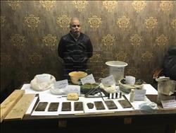 ضبط عاطل حول مسكنه لوكر مخدرات بالقاهرة