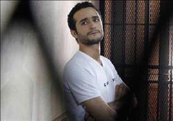 الخميس.. «الجنايات» تواصل محاكمة «دومة» في أحداث مجلس الوزراء