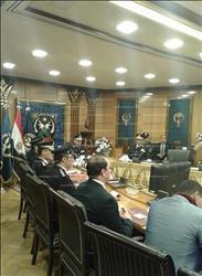العمري: لا وساطة بأكاديمية الشرطة.. والتحريات عن المتقدمين للدرجة الرابعة